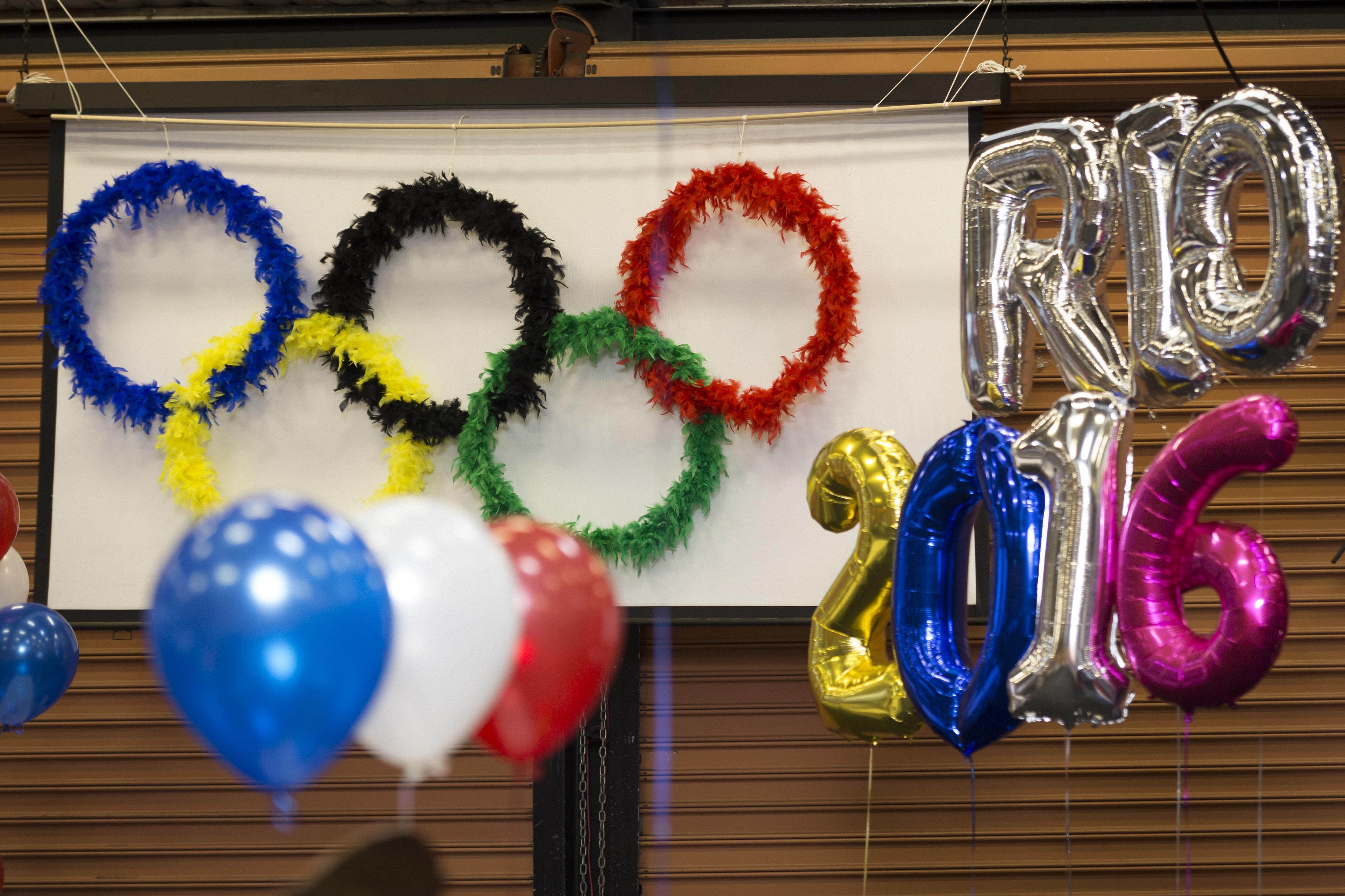 Perth City sends off its Olympians!